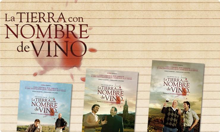 La tierra con nombre de vino
